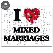 I Love Mixed Marriages Puzzle