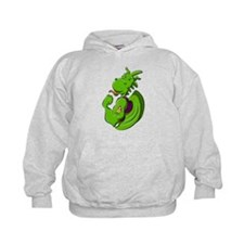 Dragon Flexing Hoody