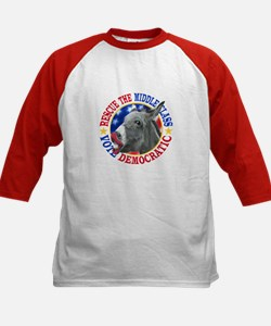 RESCUE the MIDDLE CLASS Kids Baseball Jersey