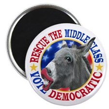 RESCUE the MIDDLE CLASS Magnet