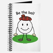 Be the Ball Journal