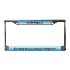 Cute Brightsshop License Plate Frame