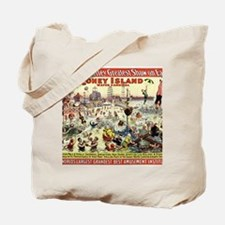 The Barnum and Bailey Greatest Show on Ea Tote Bag