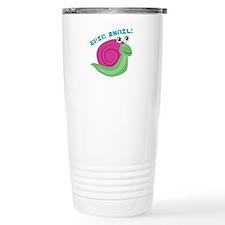 Epic Snail Travel Mug
