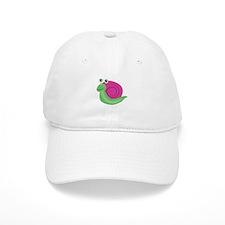 Snail Baseball Baseball Cap