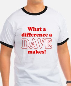 What a difference a Dave makes T