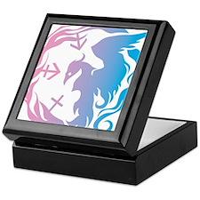Color Logo Keepsake Box