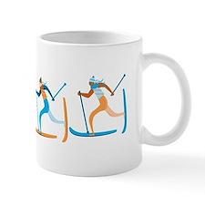 Snow Ski Mugs