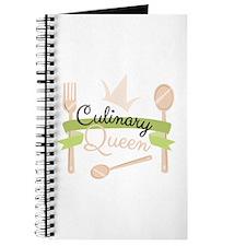 Culinary Queen Journal