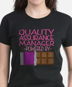 Quality Assurance Manager Tee