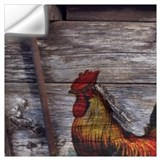 Roosters Wall Decals