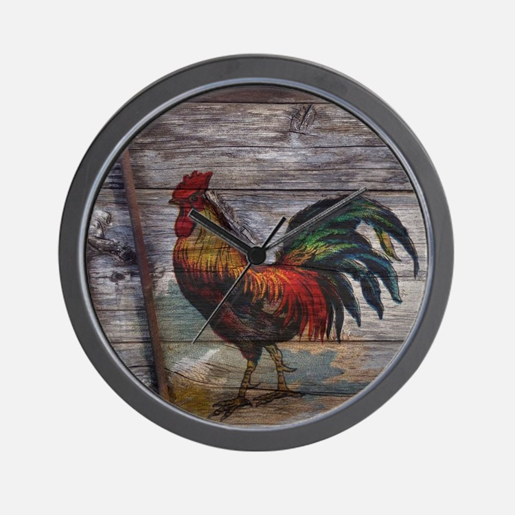 Country Style Wall Clocks