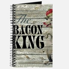 funny pig bacon king Journal