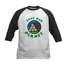 Save Our Planet Baseball Jersey