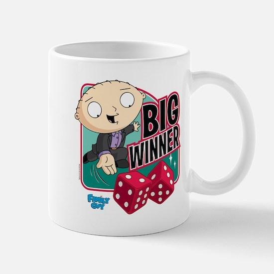 Family Guy Big Winner Mug