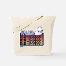 Family Guy Feels So Good Tote Bag