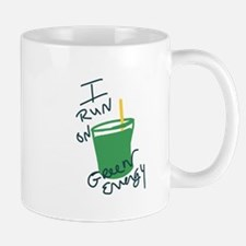 I run on Green Energy Mugs