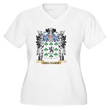 Gallagher Coa Plus Size T-Shirt