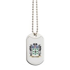 Gallagher Coat of Arms - Family Crest Dog Tags