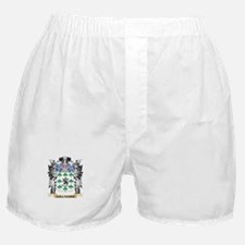 Gallagher Coat of Arms - Family Crest Boxer Shorts