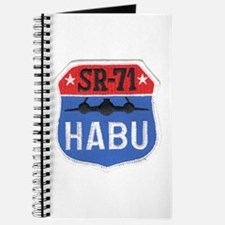 SR-71 Blackbird HABU Journal
