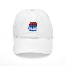SR-71 Blackbird HABU Baseball Cap