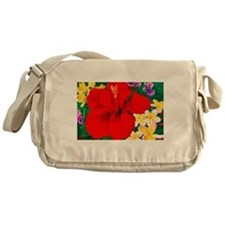 Cool Aloha Messenger Bag