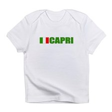Cute Vintage italy Infant T-Shirt