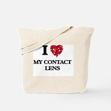 I love My Contact Lens Tote Bag