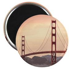 Beautiful Golden Gate Bridge Magnet