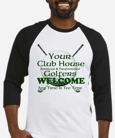club house Baseball Jersey