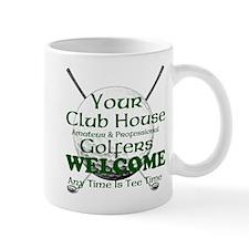 club house Mugs