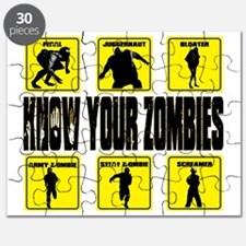 zombie, state of decay Puzzle