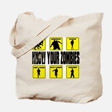 zombie, state of decay Tote Bag
