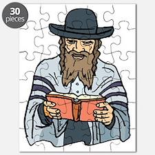 Man Praying Puzzle