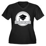 Class Of 2015 Graduate Plus Size T-Shirt