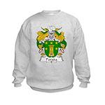 Parada Family Crest Kids Sweatshirt