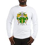 Parada Family Crest Long Sleeve T-Shirt