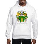 Parada Family Crest Hooded Sweatshirt