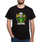 Parada Family Crest Dark T-Shirt