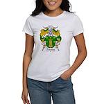 Parada Family Crest Women's T-Shirt