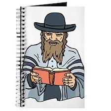 Man Praying Journal