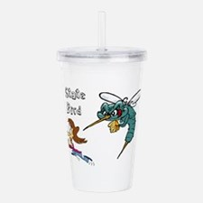 Mosquito - State Bird Acrylic Double-wall Tumbler