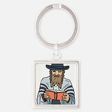 Man Praying Keychains