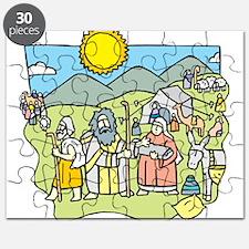 Judaism Puzzle