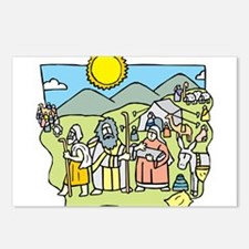 Judaism Postcards (Package of 8)