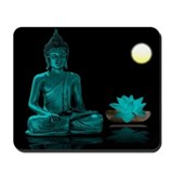 Buddhism Mouse Pads