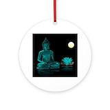 Buddha Round Ornaments