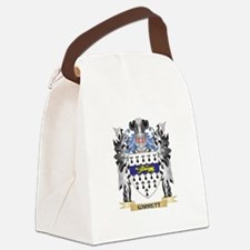 Garrett Coat of Arms - Family Cre Canvas Lunch Bag