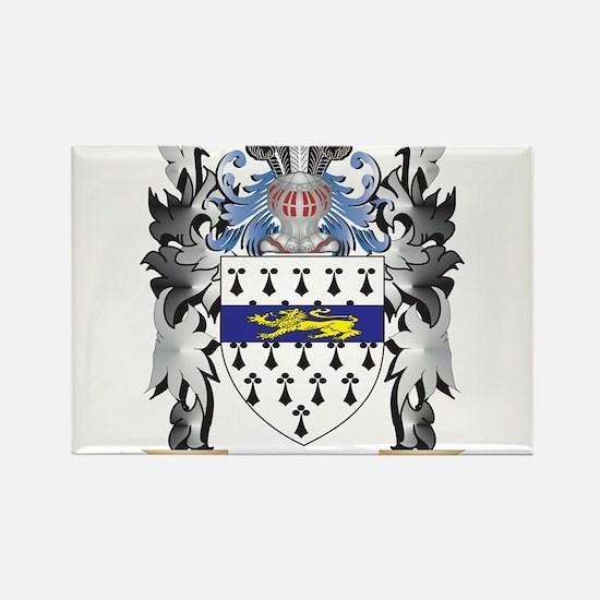Garrett Coat of Arms - Family Crest Magnets